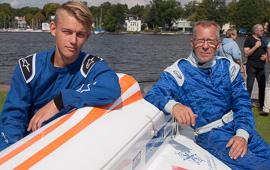 Motorbootrennsport (ab 16 Jahre)
