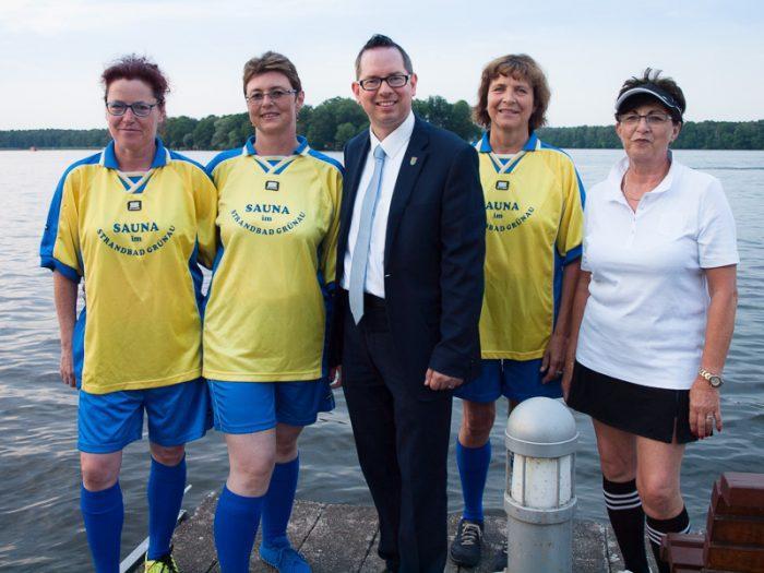 Blaues Band von Grünau 2018